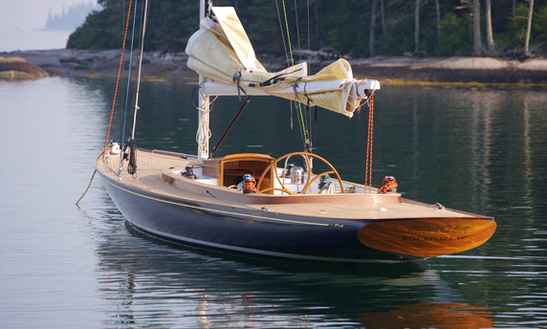 25' Daysailer Rental In Amsterdam, Netherlands
