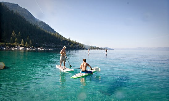 Sup Rentals On Lake Tahoe