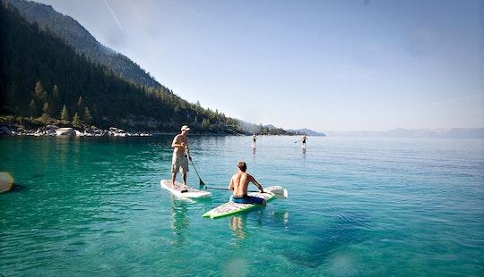 Sup Rentals On Lake Tahoe