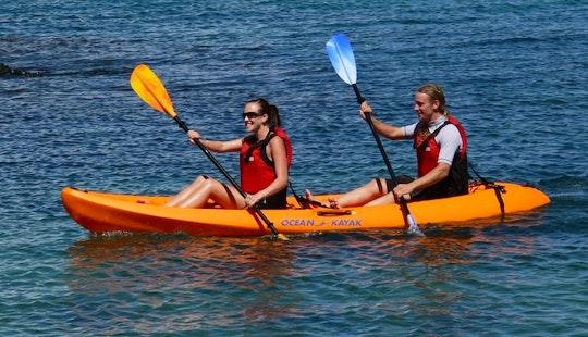 Rent 1 Or 2 Person Kayak One Lake Tahoe