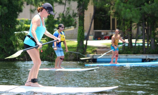 Sup & Kayak Lessons In Jacksonville