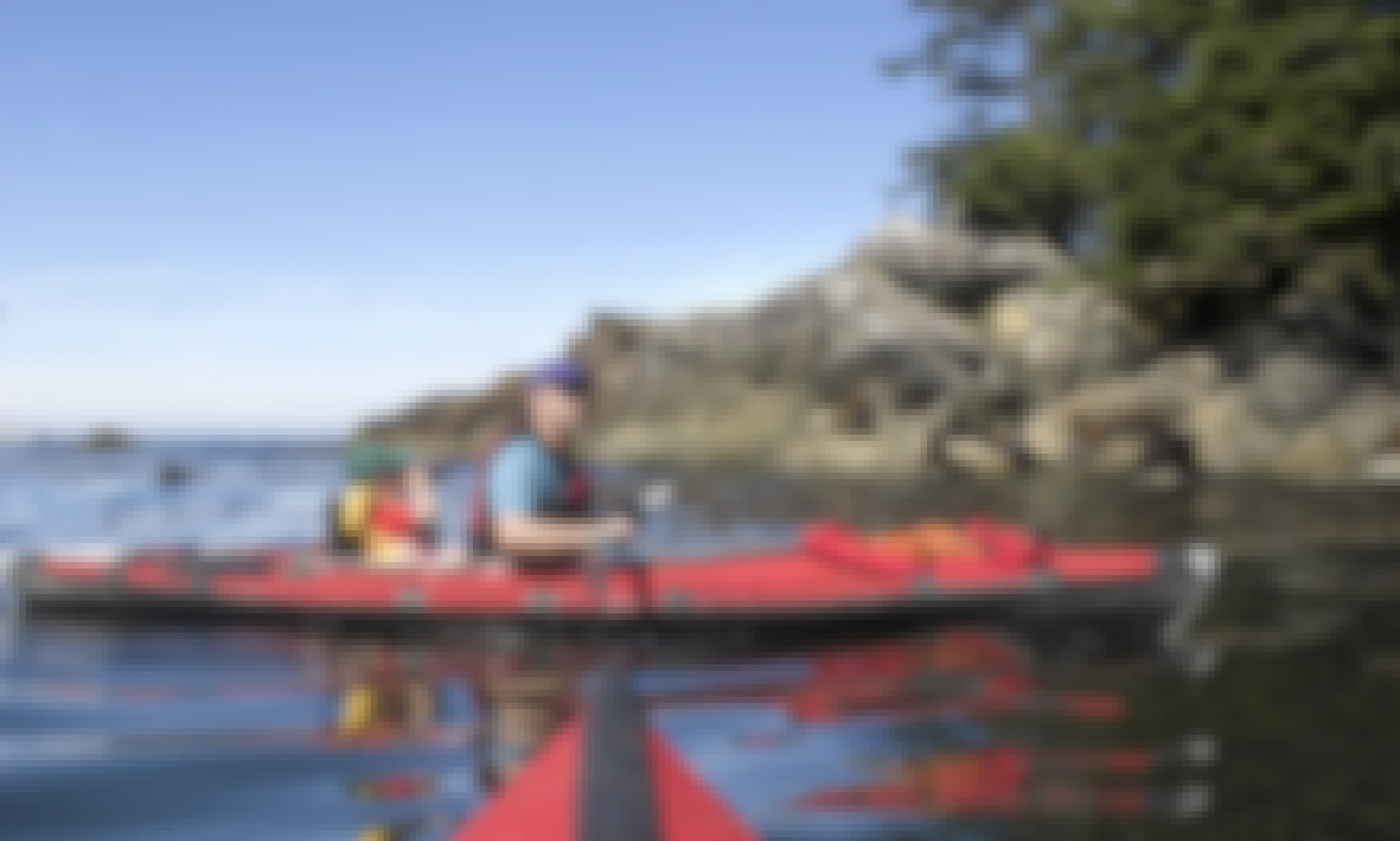 Full and Half Day Kayak Tours and Rentals in Sidney, BC