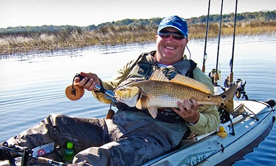 Kayak Fishing Charters In Jacksonville