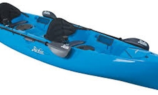 Tandem Kayak Rental In Lake Elsinore