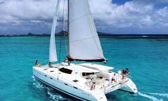 Charter 48' Cruising Catamaran