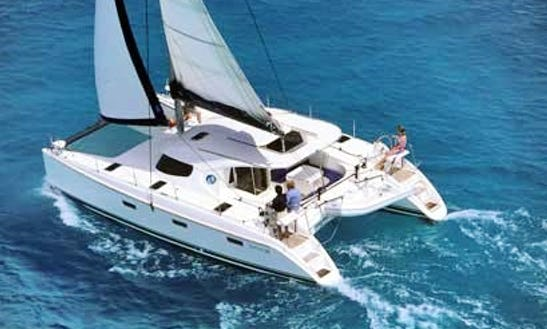 2008 Nautitech Cruising Catamaran Charter In Athens, Greece