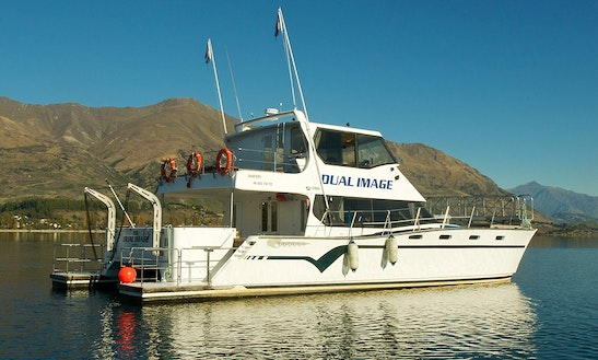 Lake Wanaka Cruises On Dual Image