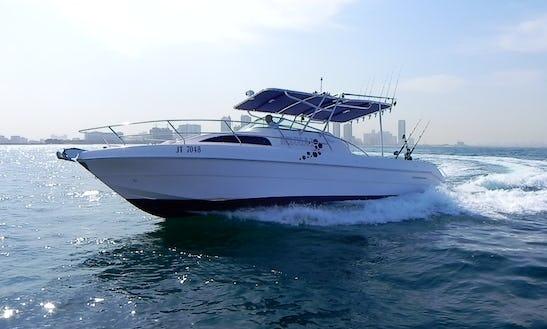 Sport Fisherman Charter Withtwin 250 Hp Outboard Engine In Аджман