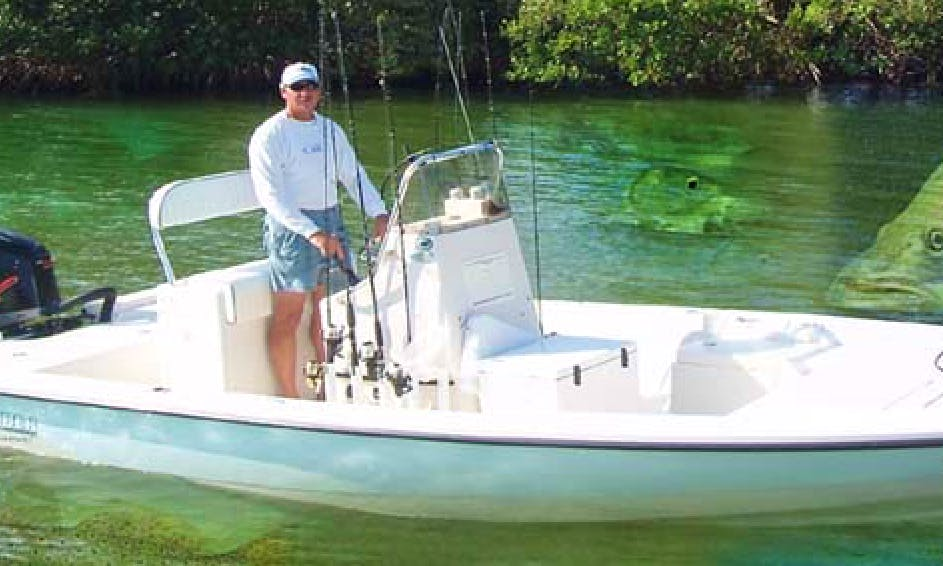 Fishing Charter in Miami Shores with Captain Alan