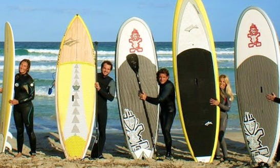 Amazing Sup Rental In Can Pastilla, Spain