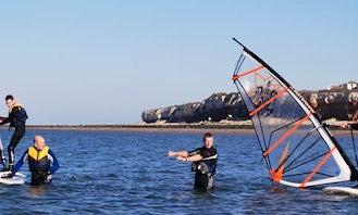 Windsurf Rentals in Can Pastilla