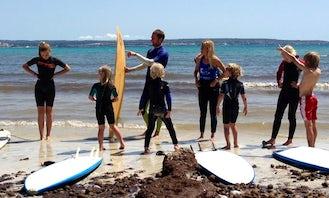Surfboard Rentals in Can Pastilla