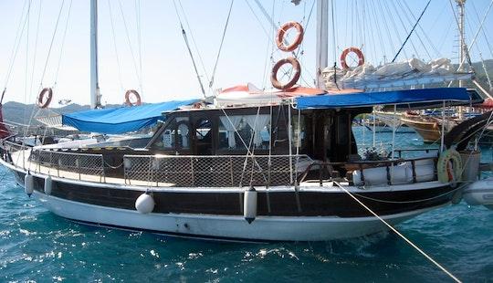 Charter Bora Gulet Daily In Marmaris