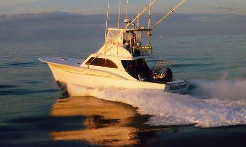 "50ft ""Seaducer"" Custom Carolina Sport Fisherman Yacht In Kill Devil Hills, North Carolina"