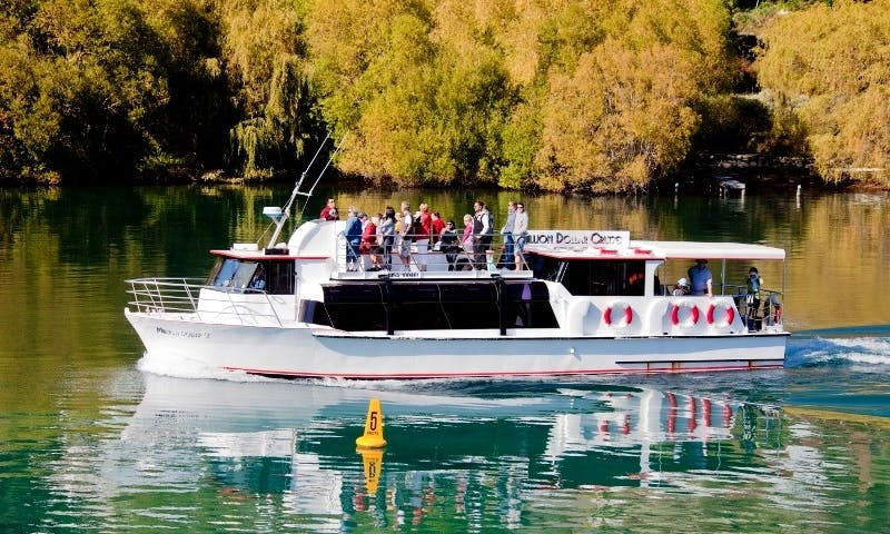 Charter a Legendary Fiordlander Boat on Queenstown Lake