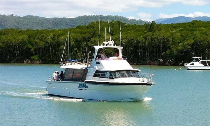Private and Headboat Fishing Charters - 48ft New Westcoaster from Port Douglas