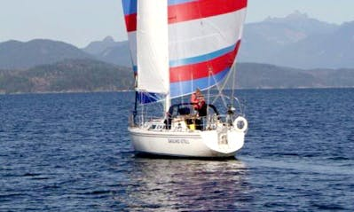 Sailing Training and Courses on Catalina 36 Sailing Yacht in Vancouver