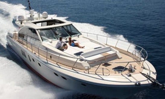 Motor Yacht Charter In Nice