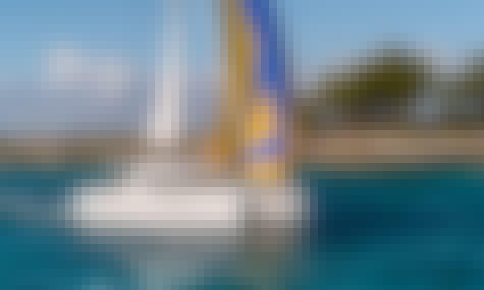 Lagoon 39 -  Sailing Yacht in Croatia, Sibenik