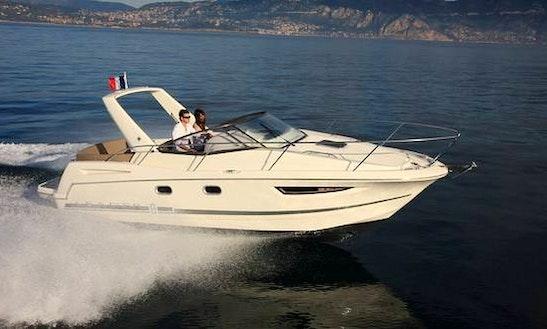 Rent A 2014 Jeanneau Motor Yacht Charter In Trogir, Croatia