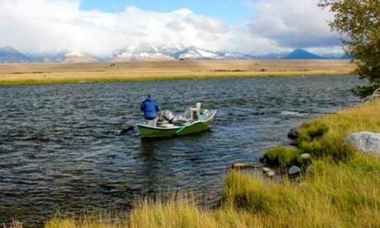 Guided Fly Fishing Trip In Bozeman, Montana