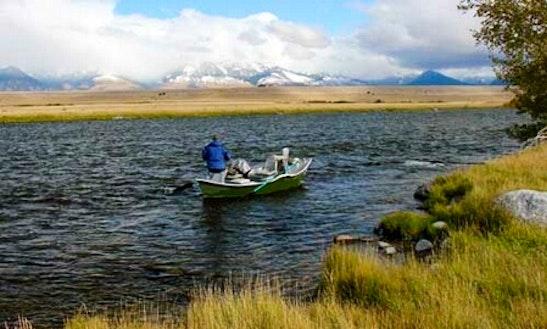 Guided Fly Fishing Trips In Bozeman, Montana