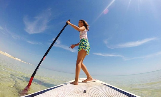 Sup & Kayak Lessons In Doha