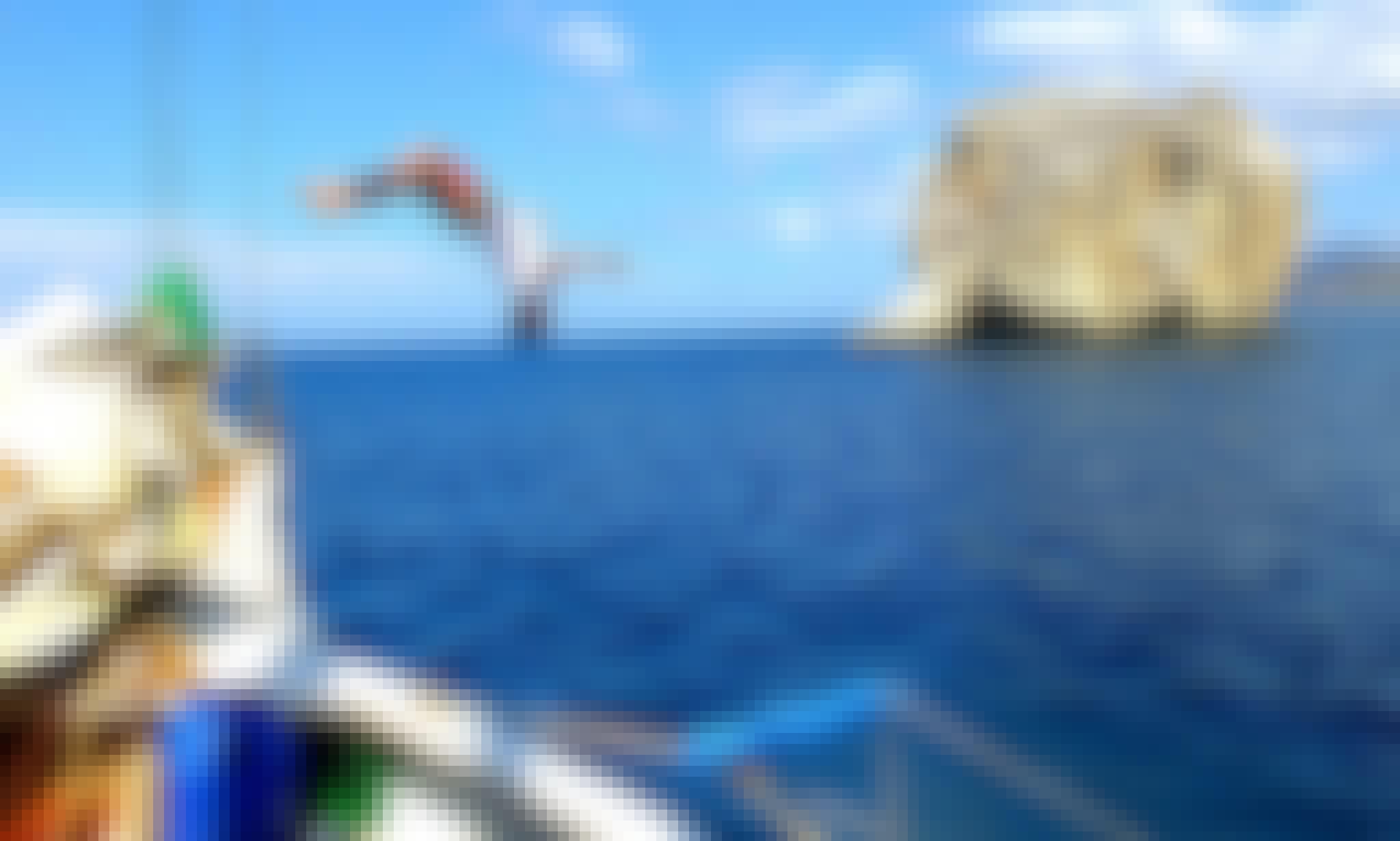 Enjoy Sailing On 80ft Schooner In Tamarindo, Costa Rica