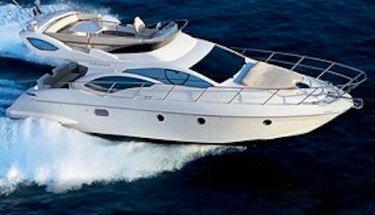 Luxurious Motor Yachts Princess & Azimut