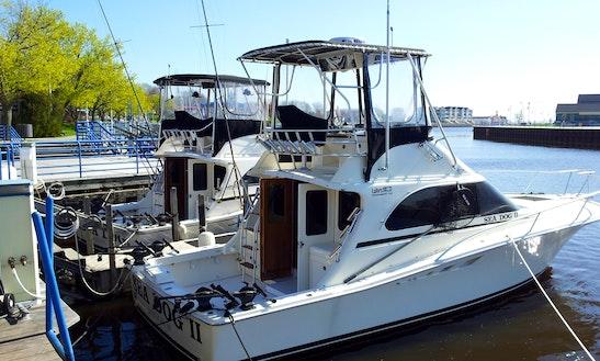 Motor Yacht Rental In Sheboygan