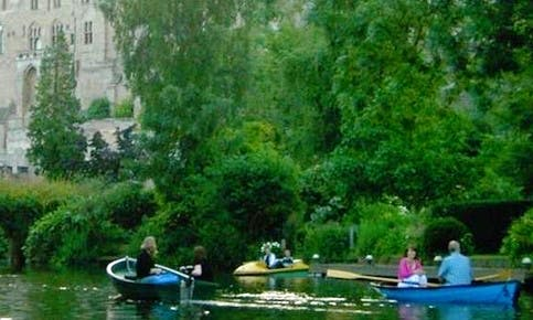Row Boat Rental in Warwick, United Kingdom