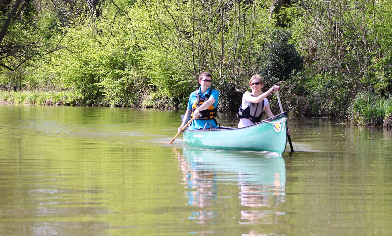 Canoe Hire in Warwick, United Kingdom