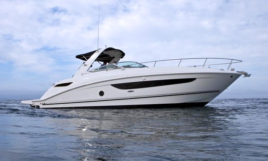 35' Sea Ray Yacht Rental In Jolly Harbour