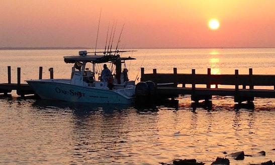Inshore Fishing On 22 39 Cape Horn Boat In Destin Florida