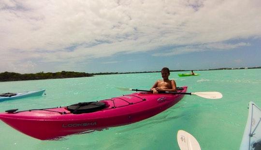 Kayak Adventures & Rentals In Turks And Caicos Islands