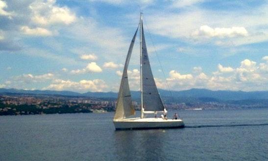 Motor Yacht Rental In Rijeka