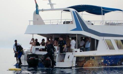 Glass Bottom Yacht Charter in Aqaba