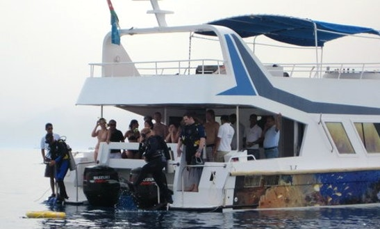 Glass Bottom Yacht Charter In Aqaba