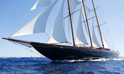 Private Wooden Schooner Charter From Aqaba