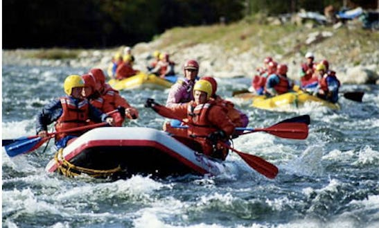Rafting Trips In San Jose, Costa Rica