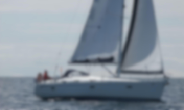 Dufour Gib Sea 43 - Cruising Monohull in Croatia, Biograd na Moru