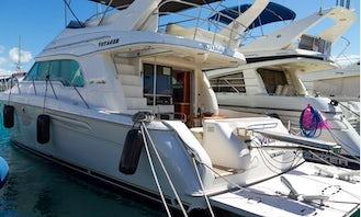 "Charter 52'3"" Motor Yacht in Poli Crysochous"