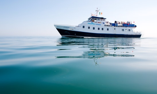 Dublin Bay Cruises From Dublin To Dun Laoghaire And Howth