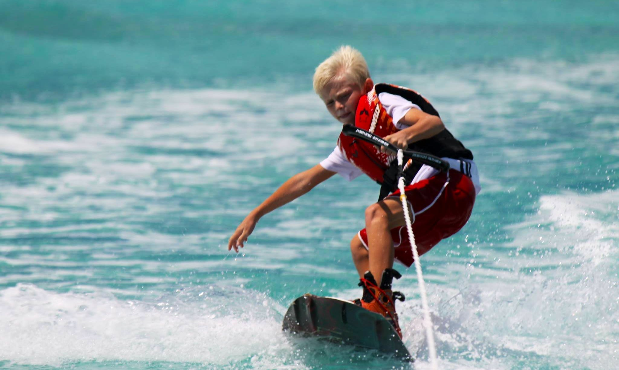 Wakeboarding, Waterskiing, & Tubing, in Turks and Caicos Islands