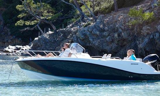 Rent 25' Luxury Speed Boat In Dubrovnik