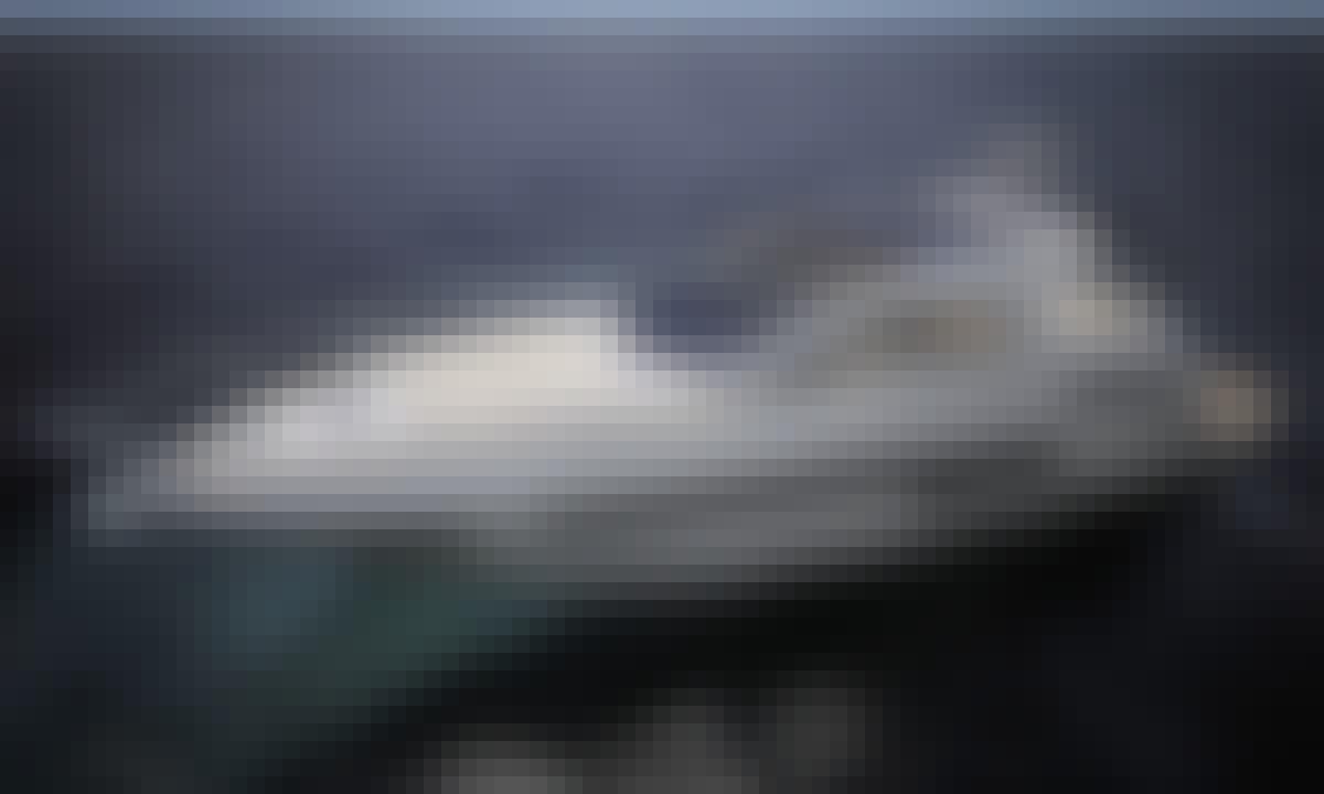 Charter 51' Motor Yacht in Dubrovnik