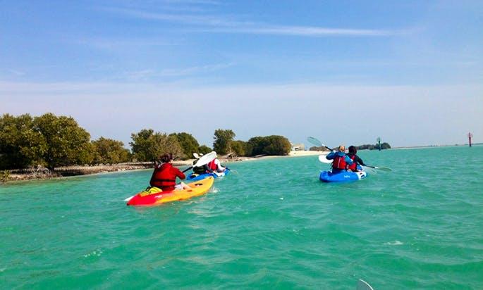 Kayak Tour in Doha Qatar