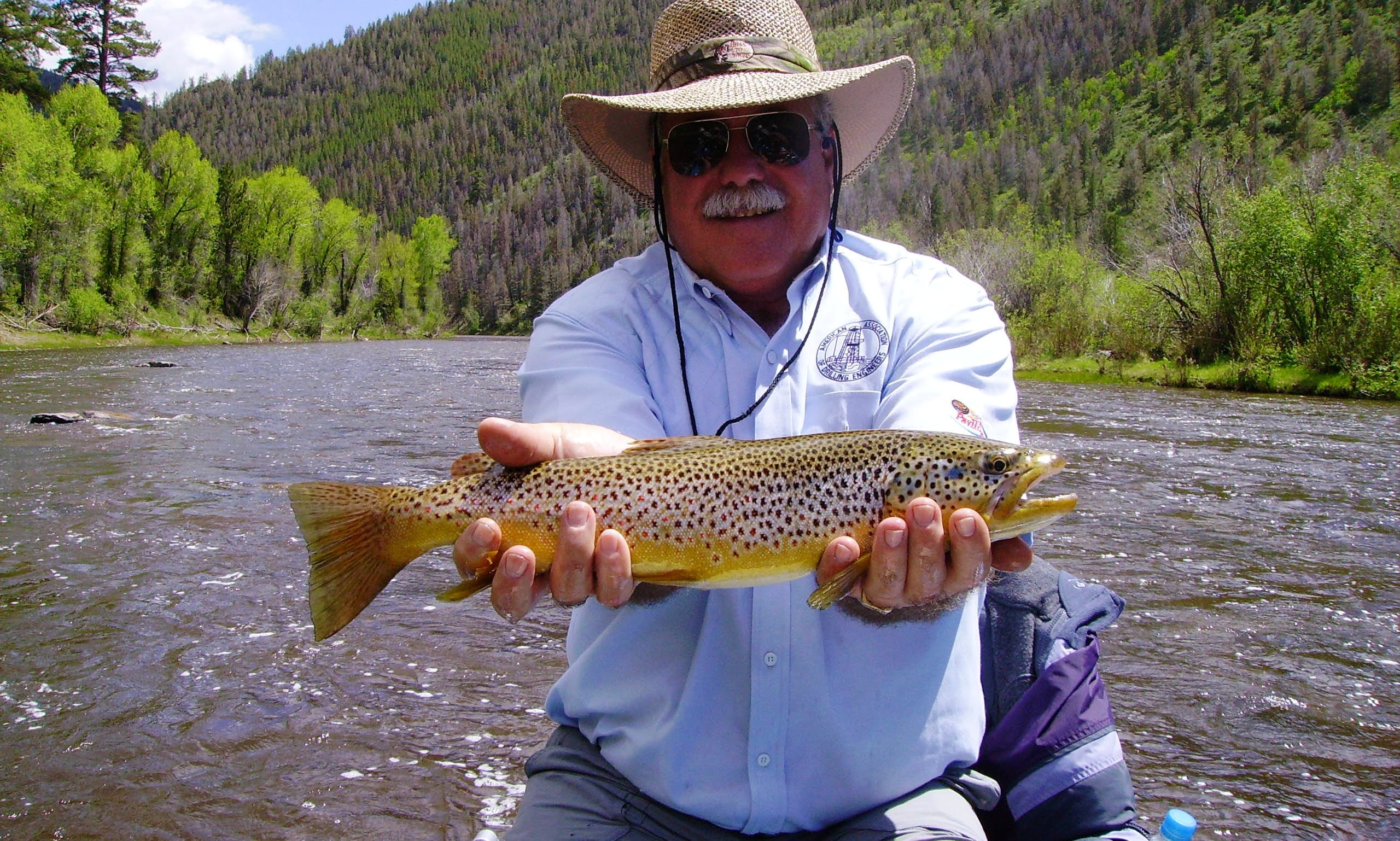 Float Trips & Lake Fishing in Laramie, Wyoming