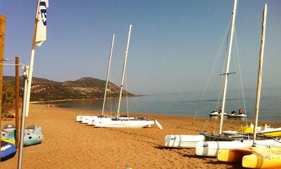 Dart 16 Catamaran Rental In Cyprus, Poli Crysochous