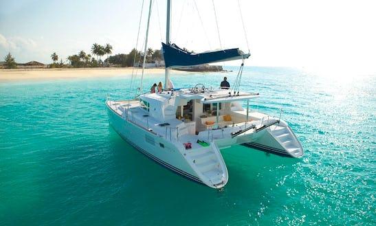 Lagoon 440 Catamaran Charter In Alimos